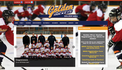 Golden Minor Hockey Association