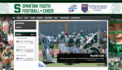 Spartan Youth Football